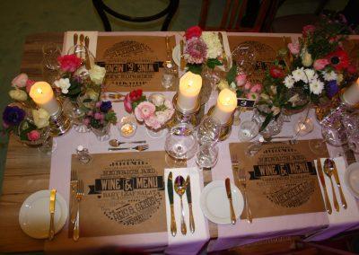 Tischgestaltung_Vintage_Kristall